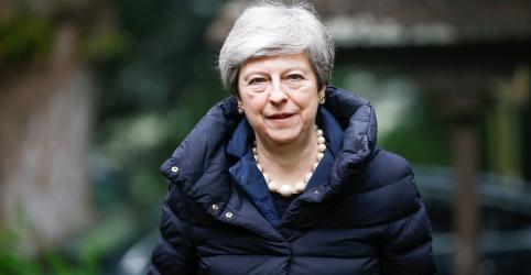 May fará 'nova e ousada oferta' ao Parlamento britânico sobre Brexit