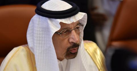Ministro saudita recomenda corte dos estoques de petróleo em meio a ampla oferta