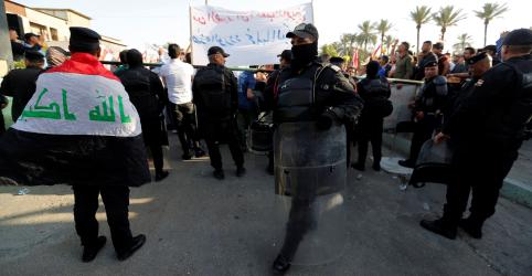 Míssil atinge área na capital do Iraque, mas não há vítimas