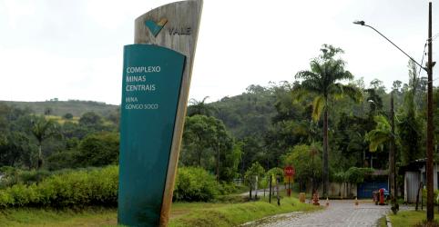 Secretário aponta chance de até 15% de barragem da Vale se romper em Minas