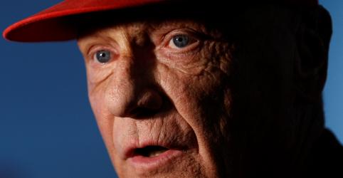Placeholder - loading - Imagem da notícia Tricampeão mundial de Fórmula 1 Niki Lauda morre aos 70 anos
