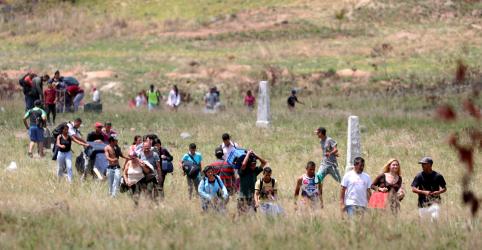 Placeholder - loading - Venezuelanos que escapam da crise devem ser tratados como refugiados, diz Acnur