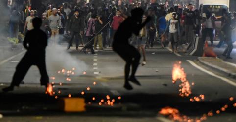Protestos contra reeleição na Indonésia aumentam após 6 mortes
