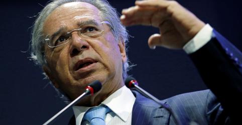 Reforma tributária da Câmara é competição saudável, diz Guedes