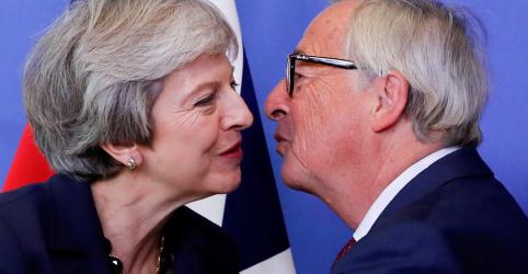 Placeholder - loading - UE mantém posição sobre Brexit após renúncia de May, diz Comissão Europeia