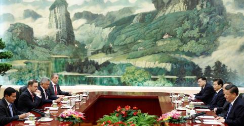 Placeholder - loading - Imagem da notícia Xi diz a Mourão que China e Brasil devem se ver como oportunidade