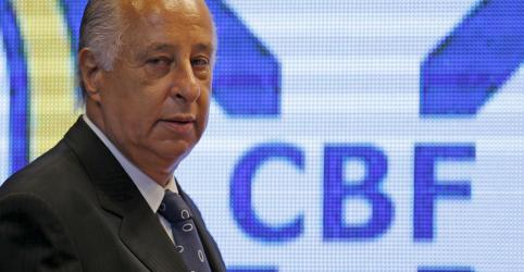 Placeholder - loading - Imagem da notícia Fifa confirma banimento de ex-presidente da CBF Del Nero
