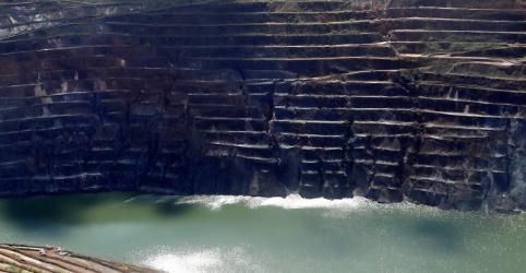 Placeholder - loading - Vale vê menor possibilidade de impacto de deslizamento em mina para barragem de Cocais