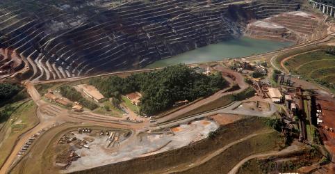 Placeholder - loading - Imagem da notícia Vale vê menor chance de possíveis impactos para barragem de MG