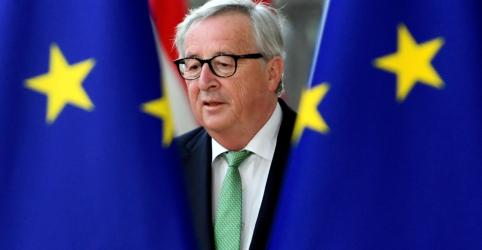 Placeholder - loading - Imagem da notícia UE não renegociará acordo do Brexit, diz presidente da Comissão Europeia