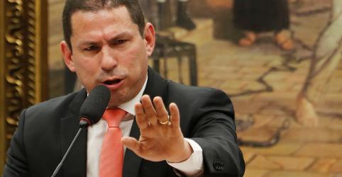 Placeholder - loading - Imagem da notícia ENTREVISTA-Comissão especial só deve votar parecer da Previdência na 1ª semana de julho, diz Ramos