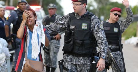 Placeholder - loading - Imagem da notícia Não há sinais que crise em presídios de Manaus possa se espalhar, diz porta-voz da Presidência