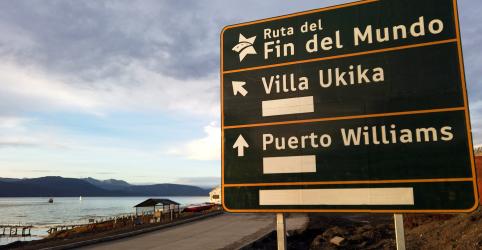Placeholder - loading - Puerto Williams, no Chile, substitui Ushuaia, na Argentina, como cidade mais ao sul do mundo