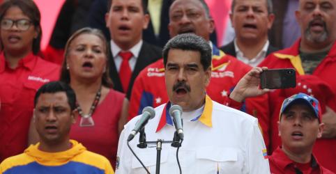 Placeholder - loading - Imagem da notícia EUA usam sanções para tentar virar ex-autoridades venezuelanas contra Maduro
