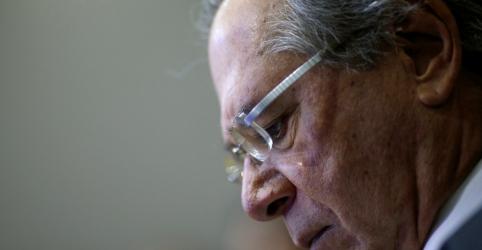 Placeholder - loading - Queda do PIB não é novidade para governo, retomada depende de reformas, diz Guedes