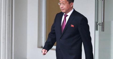 Placeholder - loading - Imagem da notícia Coreia do Norte executa enviado após cúpula fracassada com EUA, diz jornal sul-coreano