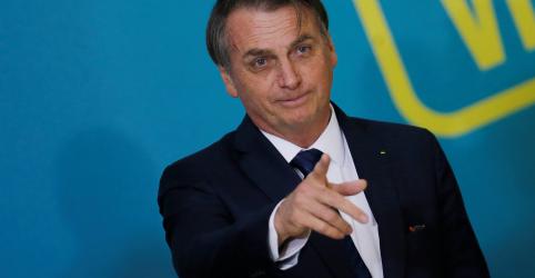 Placeholder - loading - Bolsonaro questiona se não está na hora de ter ministro evangélico no STF