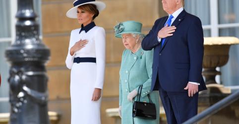 Placeholder - loading - Opiniões de Trump sobre Brexit e próximo premiê ofuscam visita ao Reino Unido