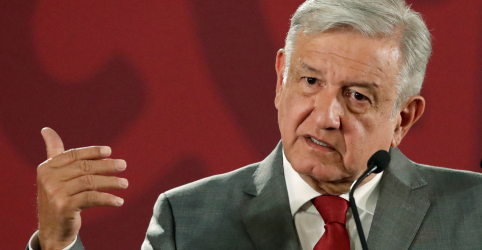 Placeholder - loading - Imagem da notícia Presidente do México diz que é possível acordo sobre disputa comercial com EUA