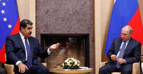Placeholder - loading - Kremlin nega tuíte de Trump sobre suposta retirada da Venezuela