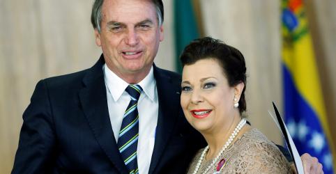 Placeholder - loading - Bolsonaro decidiu receber representante de Guaidó para seguir Grupo de Lima, diz porta-voz