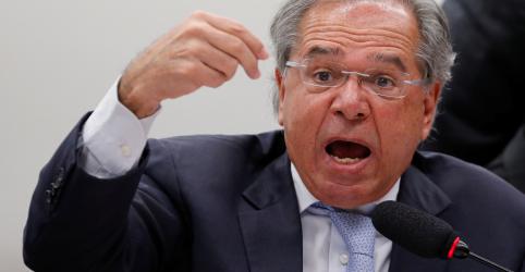 Placeholder - loading - Guedes diz que lucro dos bancos é 'mesmo excessivo' em meio à baixa competição