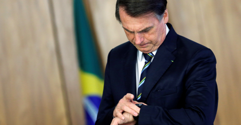 Placeholder - loading - Governo ainda não tem votos na Câmara para aprovar Previdência, diz Bolsonaro em entrevista