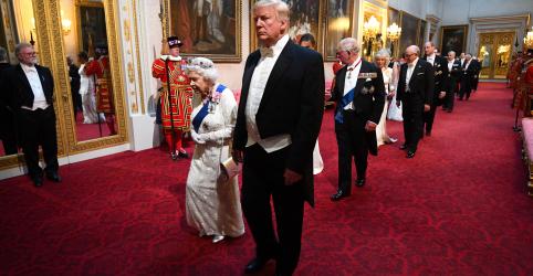 Placeholder - loading - Trump diz que príncipe Harry é formidável e nega ter chamado Meghan de 'maldosa'