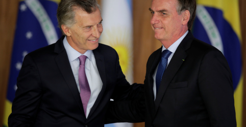 Brasil e Argentina discutem redução de tarifa externa comum do Mercosul, dizem fontes