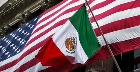 Placeholder - loading - Imagem da notícia Autoridades do México e EUA se reúnem para discutir tarifas na Casa Branca