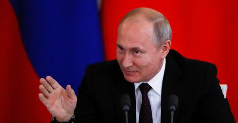 Placeholder - loading - Imagem da notícia Putin diz que intervenção militar dos EUA na Venezuela seria um desastre