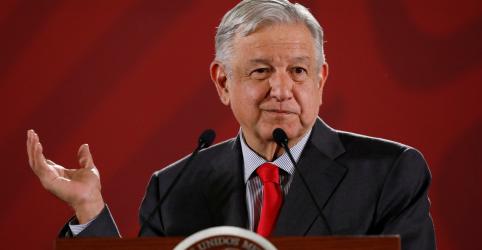 Placeholder - loading - Presidente do México diz esperar acordo com EUA sobre imigração nesta 5ª-feira