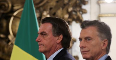 Placeholder - loading - BC diz que não há projeto para moeda única entre Brasil e Argentina