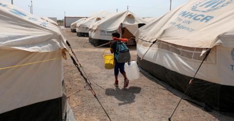 Placeholder - loading - Imagem da notícia Número de venezuelanos que fugiram de crise chega a 4 milhões, diz ONU