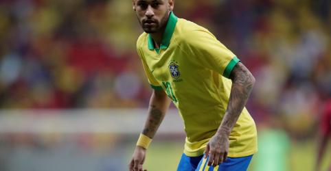 Placeholder - loading - Patrocinadores suspendem campanhas com Neymar após acusação de estupro