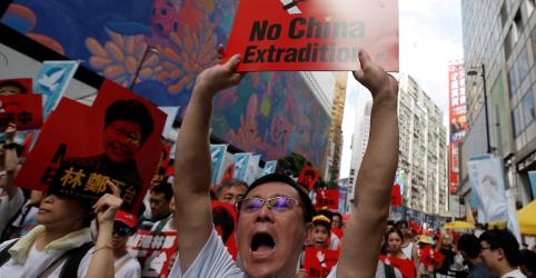 Placeholder - loading - Hong Kong se prepara para novos protestos contra lei de extradição à China