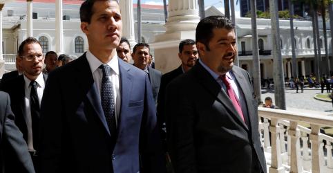 Placeholder - loading - EXCLUSIVO-Prisão de assessor de venezuelano Guaidó foi feita com provas frágeis