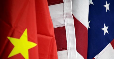 Placeholder - loading - China diz que não irá se render a qualquer pressão dos EUA sobre comércio