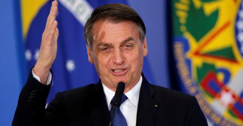 Placeholder - loading - Imagem da notícia É natural ceder, se forçar a barra corre risco de não aprovar Previdência, diz Bolsonaro