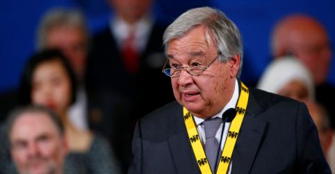Chefe da ONU pede que UE aumente para 55% o corte de emissões até 2030