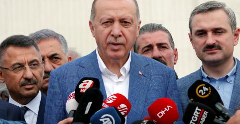 Turco Erdogan vê entrega de S-400 russos no início de julho, diz emissora NTV