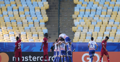 Placeholder - loading - Imagem da notícia Com estádios vazios, início da Copa América não consegue empolgar torcedores