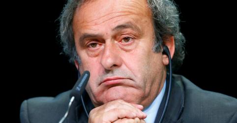 Placeholder - loading - Imagem da notícia Platini é detido para interrogatório sobre Copa do Mundo de 2022