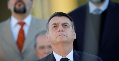 Placeholder - loading - Imagem da notícia Bolsonaro diz que gostaria de retorno da capitalização à reforma da Previdência