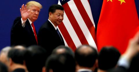 EUA e China retomam conversas sobre disputa comercial antes de reunião do G20