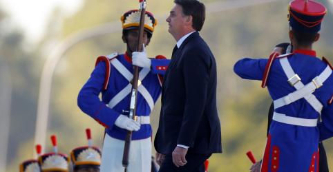 Placeholder - loading - Bolsonaro promete enviar projeto sobre excludente de ilicitude ao Congresso nas próximas semanas