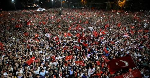 Placeholder - loading - Oposição turca vence eleição municipal em Istambul e impõe derrota a Erdogan