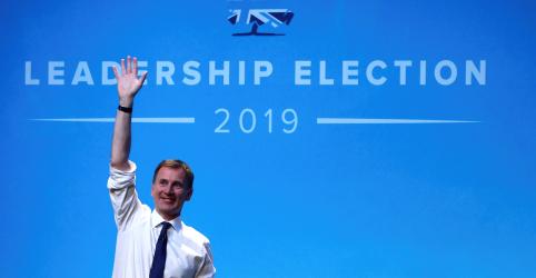Candidato a premiê britânico Hunt chama adversário Johnson de 'covarde' por evitar debates