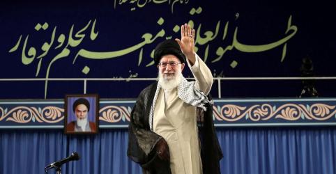 Placeholder - loading - Imagem da notícia Irã diz que sanções dos EUA contra Khamenei significam fim da diplomacia