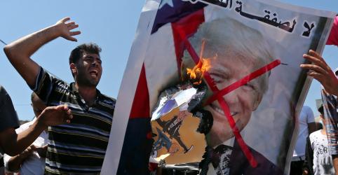 Placeholder - loading - Imagem da notícia EUA impulsionam plano econômico para Oriente Médio; palestinos rejeitam